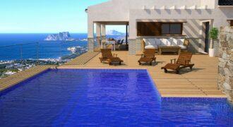 Villa exclusiva de lujo con vistas al mar! PD-19071