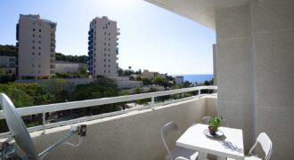 Excelente apartamento con vistas al mar en un complejo residencial! PC-19086