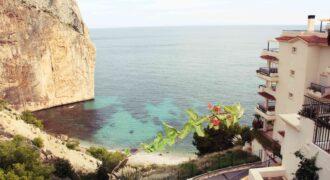 Atico de lujo con vistas fantásticas al mar en pueblo Mascarat! PD-19100