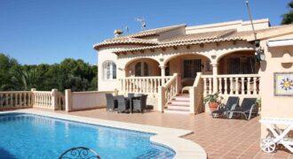 Villa estilo mediterráneo con vistas! PD-19103