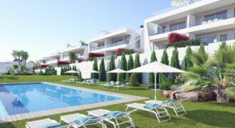 Modernos apartamentosen un residencial con vistas al mar! PD-19115