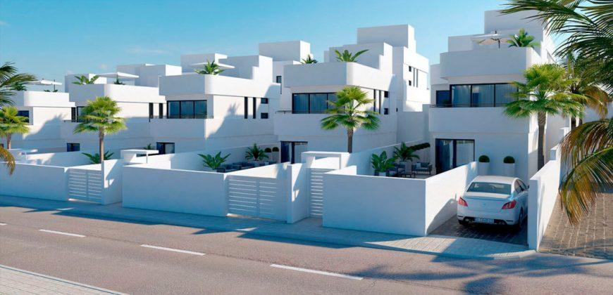 Villas de diseño único cerca de las playas de Guardamar! PD-19124