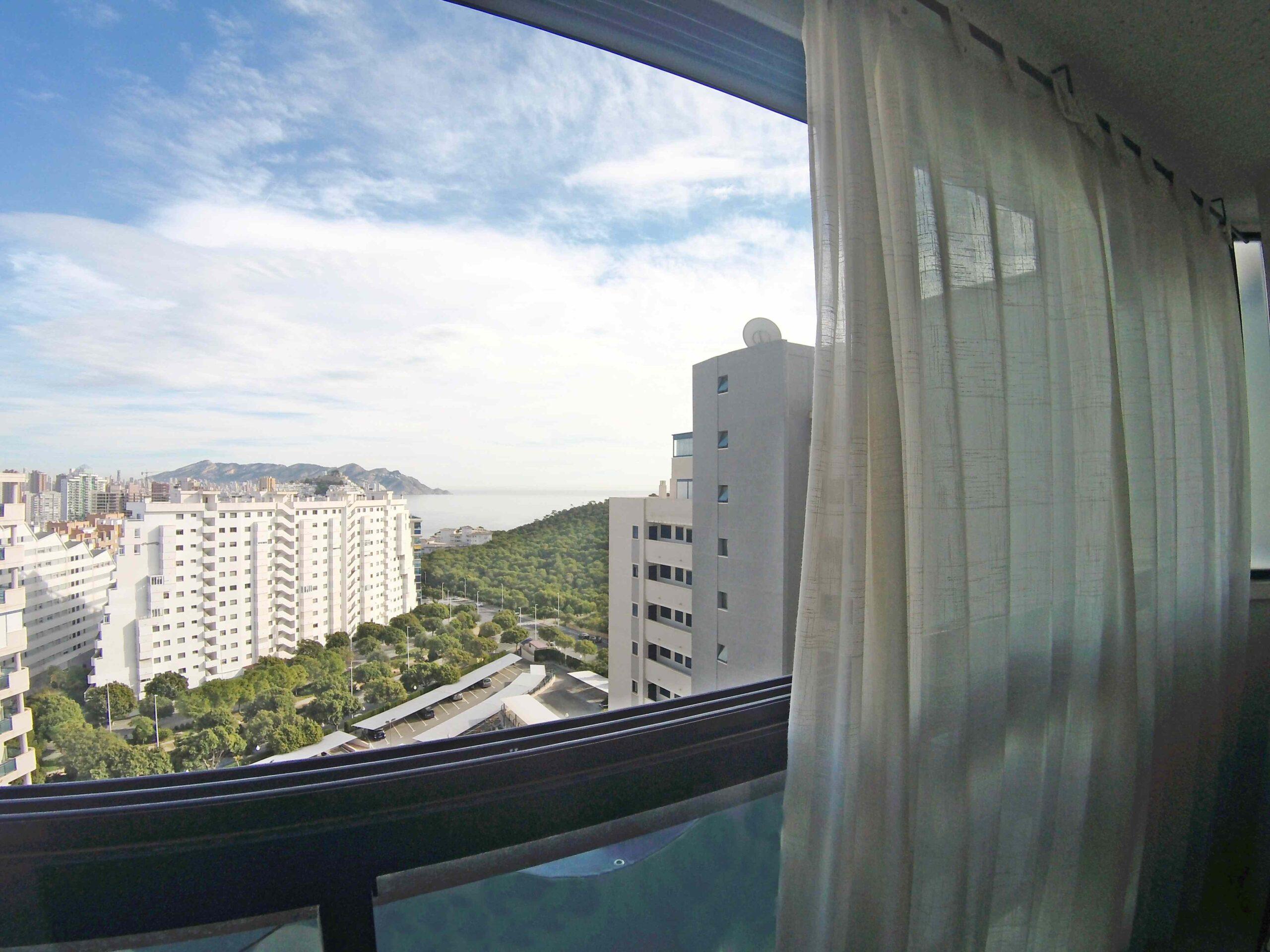 Bonito apartamento con vista al mar  situado a 500 metros de la playa! PD-19120